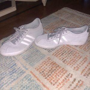 Adidas Gray Sneakers